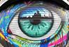 StreetArt (Steven Vacher) Tags: portsmouth streetart street graffiti hampshire hants paint eyes eye stevenvacher samyang samyang8mm canon canon6d