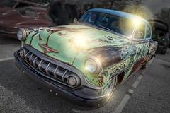 1953 Chevrolet Two-Ten (3rd Annual CAR SHOW benefiting PENDLETON PLACE) (Kᵉⁿ Lᵃⁿᵉ) Tags: geo:lat=3470508878 geo:lon=8226005808 geotagged hunterswoods simpsonville southcarolina unitedstates usa 1953chevrolettwoten americanclassiccar antiqueauto antiqueautomobile antiquecar auto automobile automotivephotography automotiveportrait bowtie car carmeet carphoto carphotography carportrait carportraiture carshow chevrolet chevroletbelair chevy chevybelair classic classicauto classicautomobile classiccar classicvehicle coche depthoffield dof greenvillecounty greenvillecountysc greenvillecountysouthcarolina greenvillesc greenvillesouthcarolina historic nikond800 photoshop photoshoplensblur rust rusty rustyvehicle sc upstate upstatesouthcarolina vehicle véhicule vehículo vendimia vintage vintageautomobile vintagecar voiture worldcars