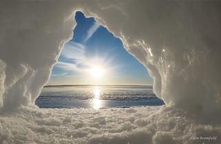 Winter Sunshine: A Triangular Perspective