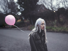 @coyotelick x @lost_little_earthling (coyote lick) Tags: coyotelick film filmphotography filmportrait portrait fashion pink balloon girl cute photography yorkshire portraiture uk indie