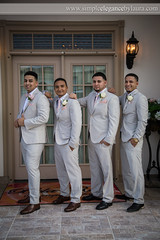 Dapper Groomsmen (Laura K Bellamy) Tags: groom groomsmen wedding weddings group