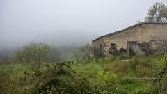 Ribeira da Penha Longa (P.J.V Martins Photography) Tags: landscape rain fog cascais sintra nature natureza building abandonded derelict