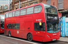 Arriva London: T154 LJ60AWC Alexander Dennis Enviro 400 (emdjt42) Tags: t154 alexanderdennis enviro400 arrivalondon arriva westcroydon london lj60awc