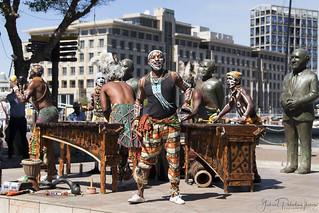 Hlanganani Marimba Band