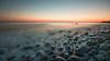 Sunset stones (Explored) (jillyspoon) Tags: sunset scotland sea southwestscotland sky seaside solwayfirth sigma1020mm landscape longexposure leefilters light monreith machars evening beach canon canon70d sigma wigtownshire horizon last