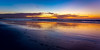 One shiny morning (jenni 101 - off for a while) Tags: 1352 52weekchallenge australia australianbeach greatoceanroad sigmaart18 victoria beach clouds colourful photographybyjen seascape shiny sunrise torquay