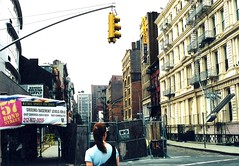 New York dreams. Bond Street, 2003. (brunofish) Tags: c copyrighted material brian fish aka brunosih cbrunofish