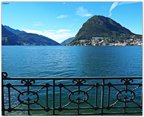Lugano - Lago