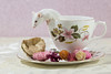Afternoon tea with the fancy mice (ToriAndrewsPhotography) Tags: fancy mouse mice white teacup afternoon tea photography andrews tori