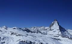 Au revoir le Cervin, à bientôt (bulbocode909) Tags: valais suisse zermatt cervin montagnes nature neige 4000 bleu paysages