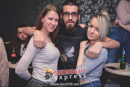 Midnight express (31.03.2018)