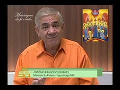 ANTONIO F BORGES MENSAGEM DE FÉ 07 06 2017 (portalminas) Tags: antonio f borges mensagem de fé 07 06 2017