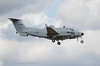 US Army mc-12 (Dougie Edmond) Tags: prestwick scotland unitedkingdom gb military aircratf modified beechcraft c12 plane airplane aircraft canon egpk airport
