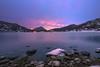 Lago di Campotosto (DABMARCO www.marcodabbruzzi.com) Tags: lago lake abruzzo campotosto italy alba sunrise