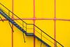Yellow Stairs (CoolMcFlash) Tags: yellow stairs background pattern vienna minimalistic minimalism minimalistisch fujifilm xt2 abstract city gelb stufen treppe hintergrund muster wien texture textur abstrakt stadt fotografie photography xf35mmf14 r stairway hundertwasser