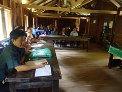Konglor Village FCZ meeting