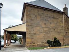 Oatlands, Tasmania (AdamsWife) Tags: australia tasmania oatlands town history historical historic historicsite historicsettlement building buildings stone sandstone georgian heritage