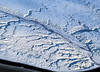 Saskatchewan Valleys (darletts56) Tags: airplane view valleys river snow frozen white blue