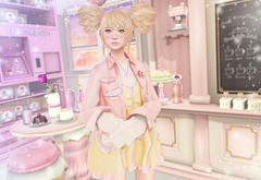 Pastel Baby (Gabriella Marshdevil ~ Trying to catch up!) Tags: sl secondlife cute kawaii asian doll secrethideout ayashi chuing mudskin s0ng bento catwa bananan ninety