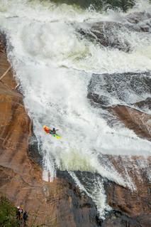 Oceana Falls Kayaking