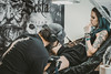 11. mednarodna tattoo konvencija 2018 (Masha Mazi) Tags: tattoo tattoos ink inked bodyart body modification modifications alternative fashion event fujifilm xt20 mirrorless people portrait moody