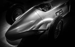 Prototype 9 (Dave GRR) Tags: prototype infiniti toronto auto show 2018 monochrome chome mono bw olympus omd em1 1240