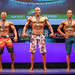 Men's Physique Tall-3rd Mike Davey, 2nd Jackson Penney, 1st Scott Landry