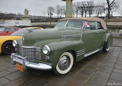 1941 Cadillac Series 62 Convertible Sedan (pontfire) Tags: 1941 cadillac series 62 convertible sedan 41 la traversée de paris 2018