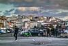 Street 502 (`ARroWCoLT) Tags: cityscape nx300 30mmf2 streetphotoprapht sokak carpark otopark landscape şehir sunset istanbul türkiye turkey turkei arrowcolt art manzara cityscapephotography sky urbanview purple cloud clouds bulut cloudjunkie city