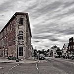 Elora Ontario - Canada - Gordon Block - Heritage Building thumbnail