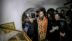 2018.03.27  освящение икон пещеры КПЛ (9)