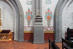 church interior (BoringPostcards) Tags: sanjuancapistrano california mission church travel