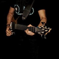 Bajo (f@gra) Tags: bajo guitarra guitar music artist art black pop rock bass basso
