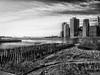 Manhattan South (C@mera M@n) Tags: blackandwhite city financialdistrict harbor manhattan monochrome ny nyc newyork newyorkcity newyorkcityphotography newyorkphotography place places urban wallstreet winter outdoors