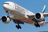 Emirates Boeing 777-36N(ER) cn 32795 / 669 A6-ECD (Clément Alloing - CAphotography) Tags: emirates boeing 77736ner cn 32795 669 a6ecd barcelona airport barcelone lebl bcn canon 100400 spotting aeropuerto airplane aircraft 25r 07l balcon t1 flight airways aeroplane engine sky ground take off landing 1d mark iv mwc18 mwc2018