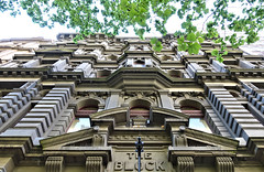 The Block (VICTORIA) (IDH Mackinnon) Tags: block the arcade building melbourne victoria victorian australia australian aussie 2016 architecture architectural magnificent ornate design historic historical heritage city urban inner cbd era age 1892 19th nineteenth century 1800s carpenters lane