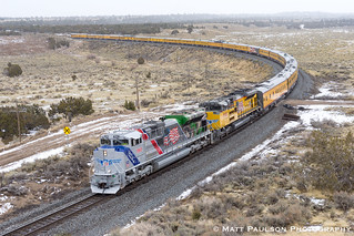 The Spirit of the Union Pacific