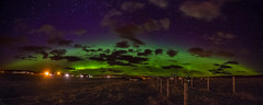 Aurora Arc over Gress (Impact Imagz) Tags: aurora auroraborealis northernlights firchlis merrydancers nightsky nightphotography nightscape stars gress outerhebrides hebrides westernisles scotland colours samyang canon