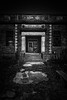 School's Out … Forever (Mike Schaffner) Tags: abandoned bw blackwhite blackandwhite decay decayed derelict deserted dilapidated highschool monochrome old ruins school