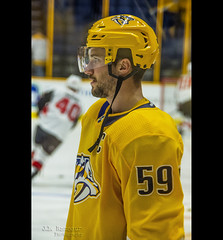 #59 Roman Josi - Nashville Predators Captain (J.L. Ramsaur Photography) Tags: jlrphotography nikond7200 nikon d7200 photography photo nashvilletn middletennessee davidsoncounty tennessee 2018 engineerswithcameras musiccity photographyforgod thesouth southernphotography screamofthephotographer ibeauty jlramsaurphotography photograph pic nashville downtownnashville capitaloftennessee countrymusiccapital tennesseephotographer smashville nashvillepredators predators nashvillepredatorshockey hockey nhl nationalhockeyleague ice bridgestonearena predatorshockey preds predshockey bluegold ottawasenators romanjosi icehockey roman josi 59 defenseman captain thecaptain sportsillustrated sportsphotography sports flickrsports portrait portraiture sportsportrait portraitphotography hockeyportrait bernswitzerland switzerland