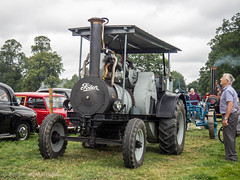 Shrewsbury Steam Rally 2017 (Ben Matthews1992) Tags: shrewsbury steam rally 2017 shropshire salop onslow park old vintage historic preserved preservation vehicle transport haulage show fair classic british england sv4468 foden agritractor 13630 tractor agricultural