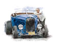 Admiration .... (Rat Rod Studios) Tags: 1932 ford roadster hotrod cars