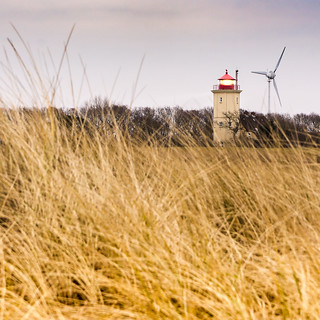 Lighthouse Westermarkelsdorf, Fehmarn