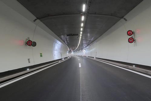 A9 - Tunnel Eyholz