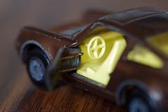 Un paseo en mi viejo Porsche? (Roberto Segura) Tags: porsche diecast car auto closeup macro costarica pentax pentaxart pentaxlife