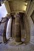 Column at the gate (T Ξ Ξ J Ξ) Tags: egypt fujifilm xt20 teeje samyang8mmf28 river aswan philae temple
