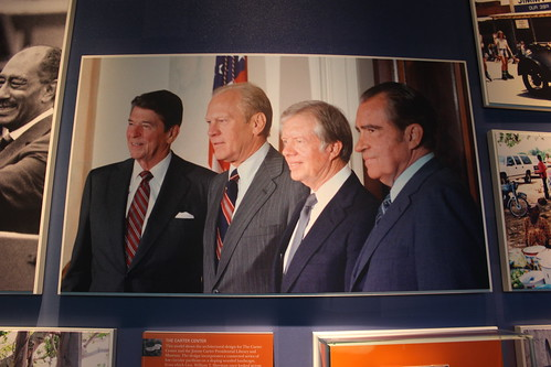 Jimmy Carter Presidential Library, Atlanta, GA, From FlickrPhotos