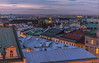 Rooftops at blue hour (Vagelis Pikoulas) Tags: roofs blue hour architecture building buildings landscape city cityscape krakow poland europe tamron 70200mm vc