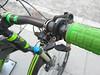 SL-M9000-R & Shimano M6000 brakes_1546edit (mtbboy1993) Tags: slm9000r shimano m6000 brake shifter trigger triggershifter xtr deore black revgrips green 34mm