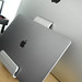 elago apple accessory : m4 iphone stand & pro hanger for macbook